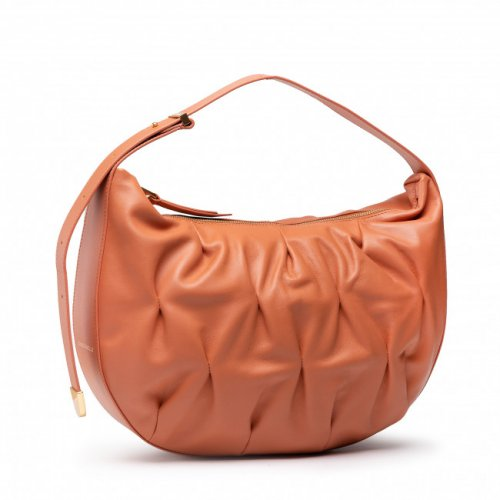 KABELKA COCCINELLE MARQUISE GOODIE hobo chestnut