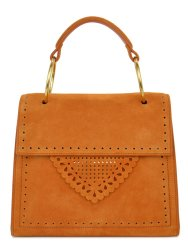 KABELKA COCCINELLE B14 lace suede